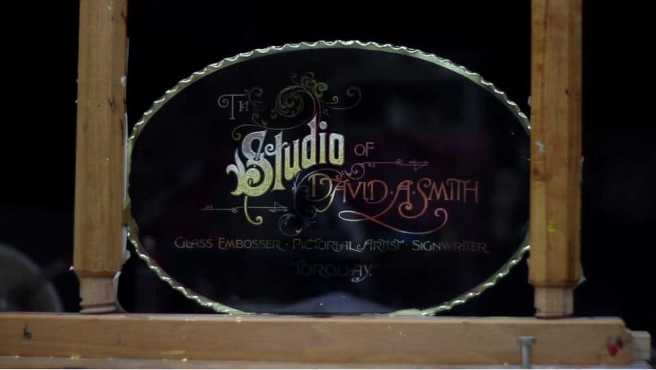 Vimeo David A Smith Reverse Glass Artist